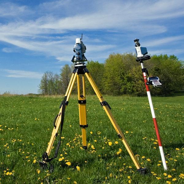 urządzenia pomiarowe docelów geodezyjnych